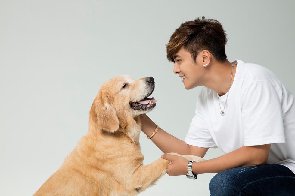 Điểm danh các nghệ sĩ Hoa ngữ tình nguyện làm sen cho chó - Ảnh 7.
