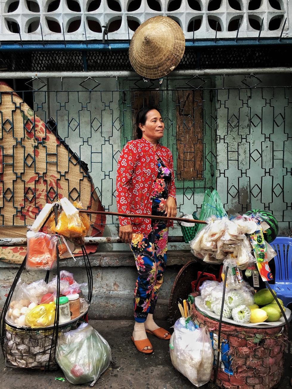 Những ngày cận Tết ở khu giải toả ven kênh rạch Sài Gòn - Ảnh 10.