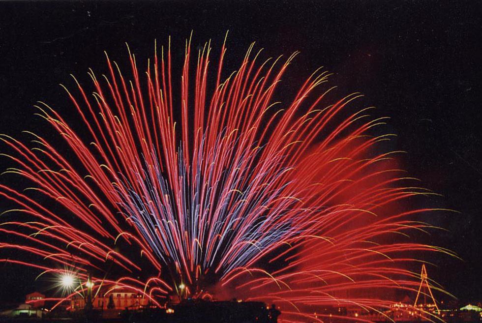 Bạn còn nhớ về pháo hoa ở Sài Gòn 20 năm qua? - Ảnh 3.