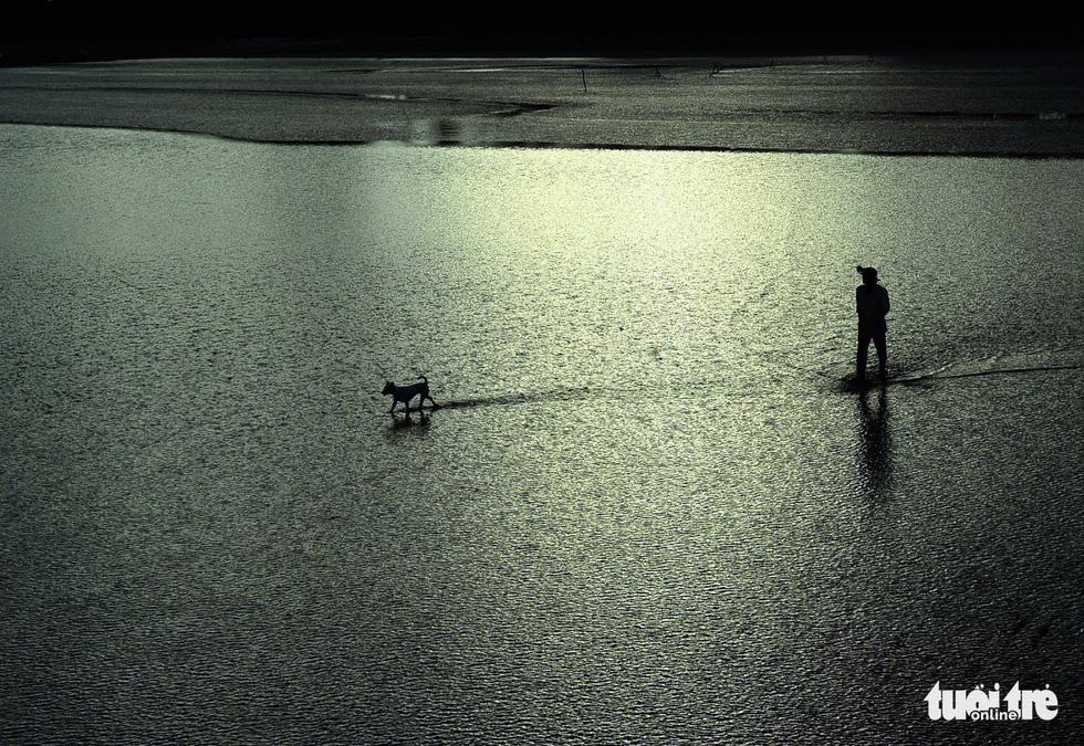 Những hình ảnh của con người với những chú chó - Ảnh 2.
