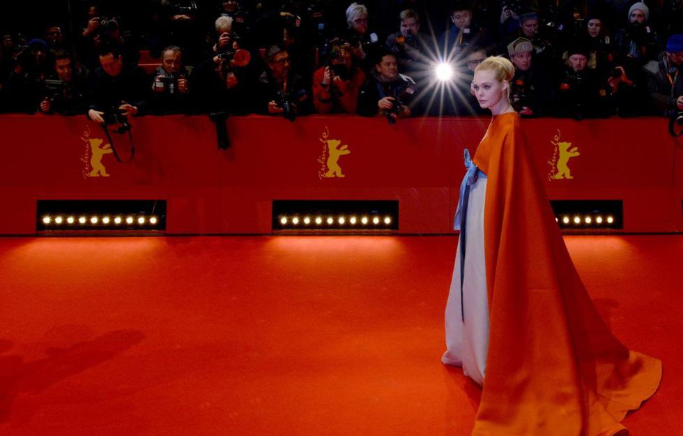 Dàn sao Hollywood trên thảm đỏ Liên hoan phim Berlin 2018 - Ảnh 7.