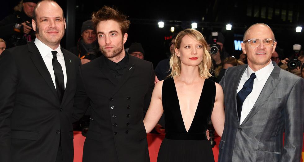 Dàn sao Hollywood trên thảm đỏ Liên hoan phim Berlin 2018 - Ảnh 4.