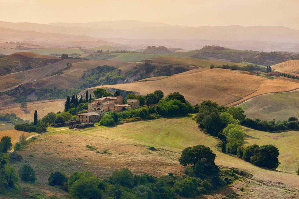 Vẻ đẹp quyến rũ của trái tim nước Ý - Ảnh 4.