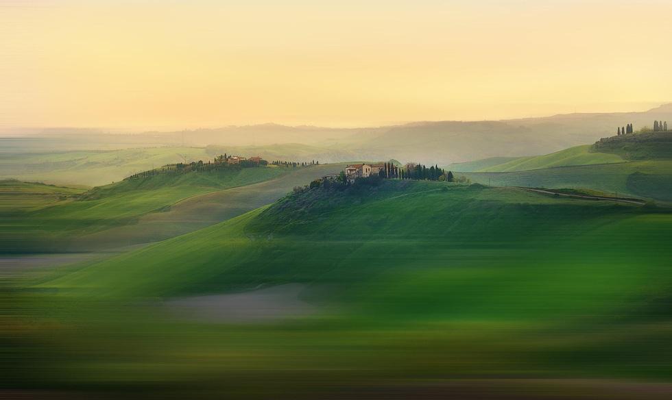 Vẻ đẹp quyến rũ của trái tim nước Ý - Ảnh 1.