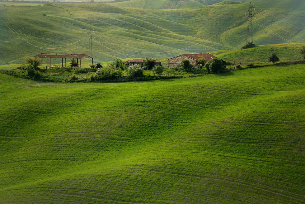 Vẻ đẹp quyến rũ của trái tim nước Ý - Ảnh 6.