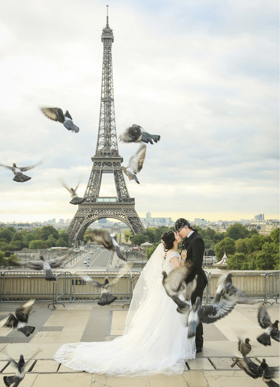Du lịch qua những bức ảnh cưới đẹp như mơ - Ảnh 5.