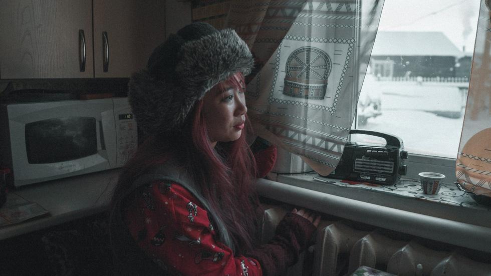 Người mẫu Việt đến nơi siêu lạnh trên Trái đất - Ảnh 10.