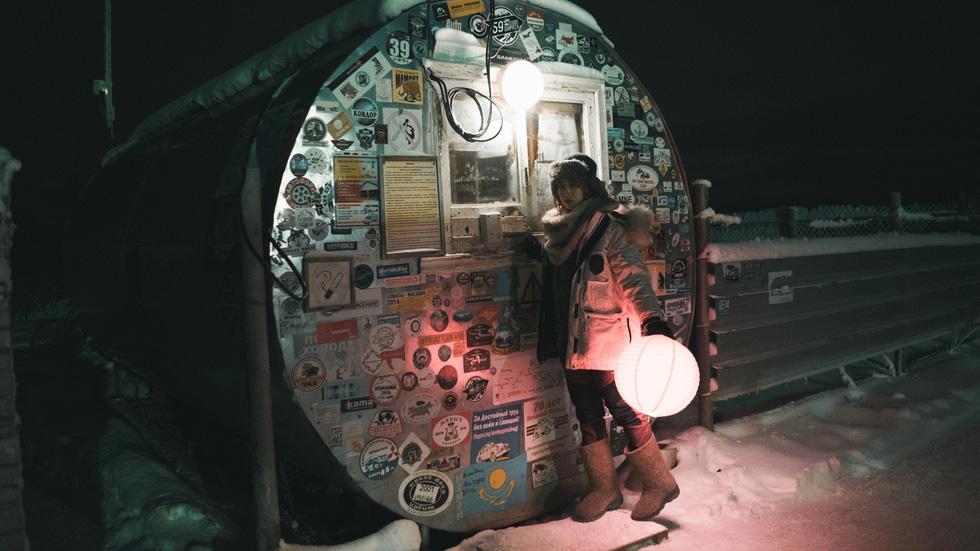 Người mẫu Việt đến nơi siêu lạnh trên Trái đất - Ảnh 18.