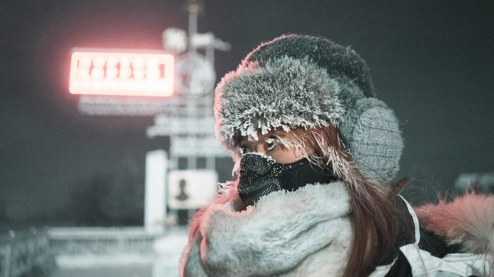 Người mẫu Việt đến nơi siêu lạnh trên Trái đất - Ảnh 33.