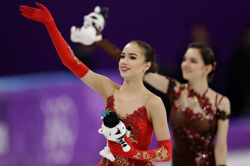 Vũ điệu mùa đông ở Pyeongchang - Ảnh 3.