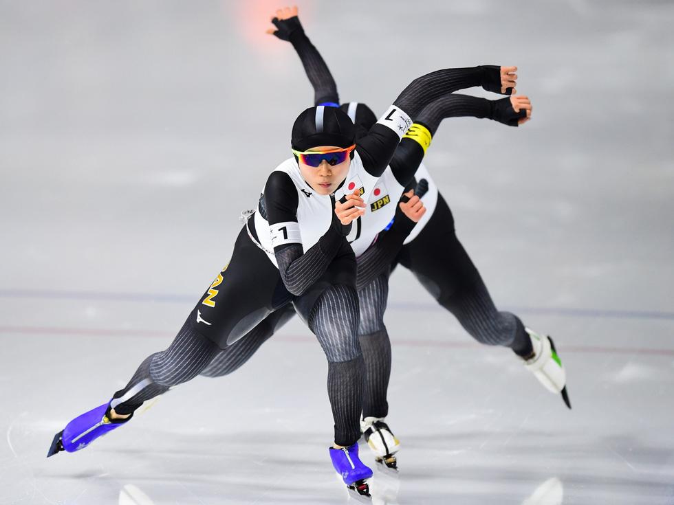 Vũ điệu mùa đông ở Pyeongchang - Ảnh 7.