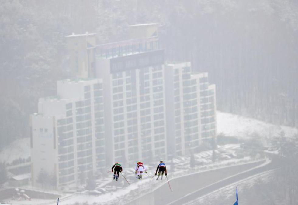 Vũ điệu mùa đông ở Pyeongchang - Ảnh 14.