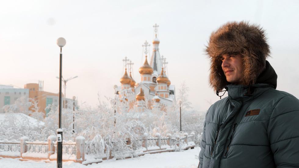 Người mẫu Việt đến nơi siêu lạnh trên Trái đất - Ảnh 6.