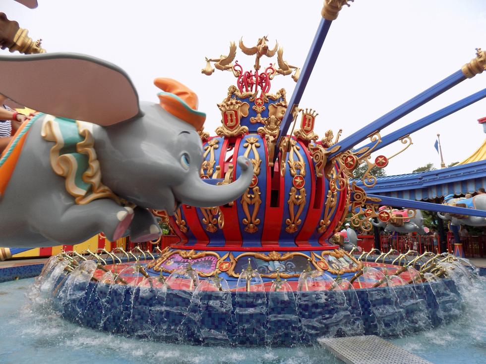 Lạc vào Disneyland ở Florida: thiên đường có thật - Ảnh 4.