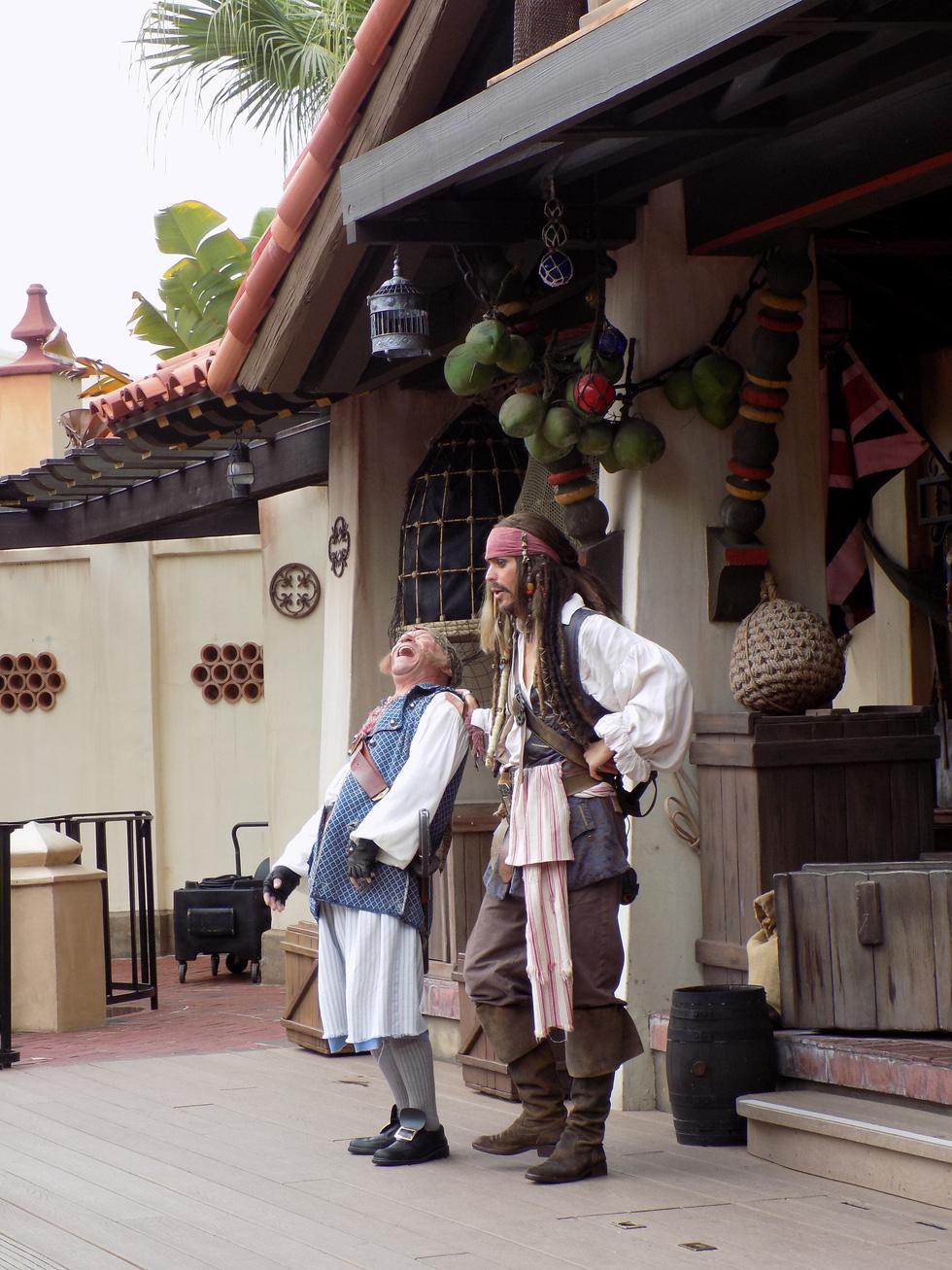Lạc vào Disneyland ở Florida: thiên đường có thật - Ảnh 9.