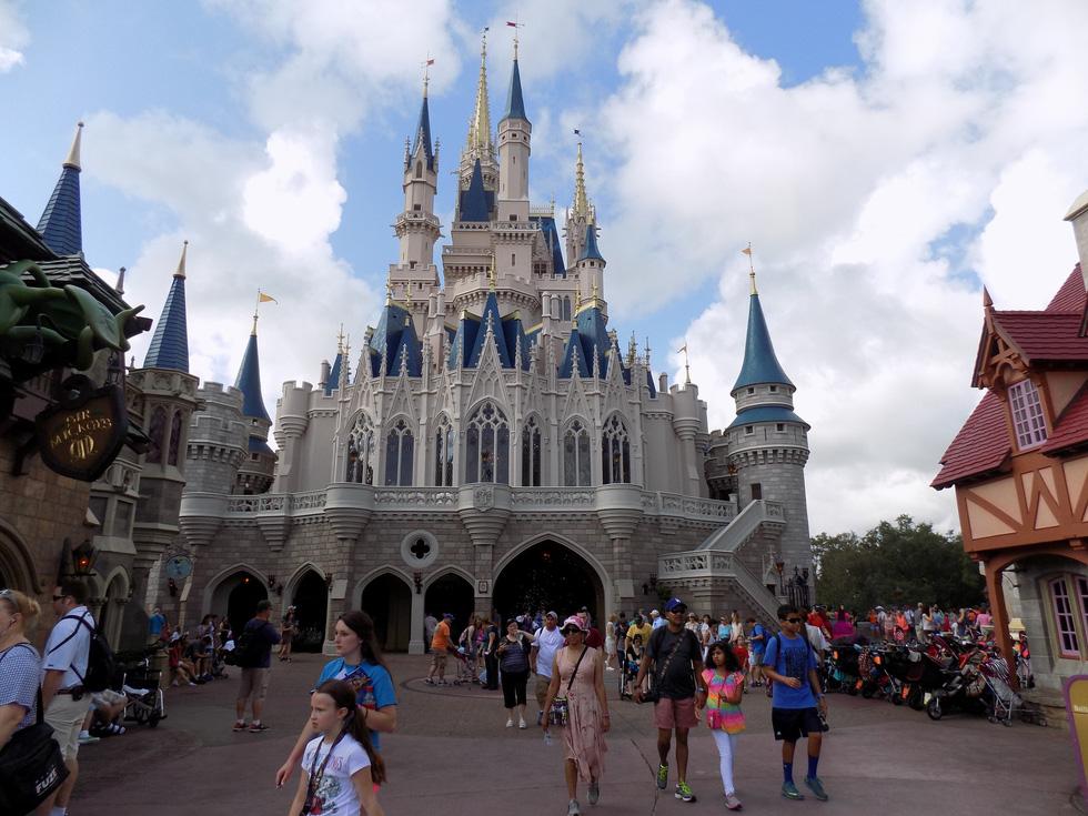 Lạc vào Disneyland ở Florida: thiên đường có thật - Ảnh 7.