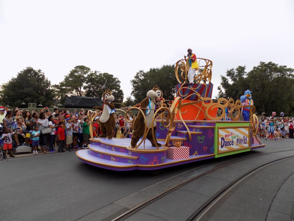 Lạc vào Disneyland ở Florida: thiên đường có thật - Ảnh 14.