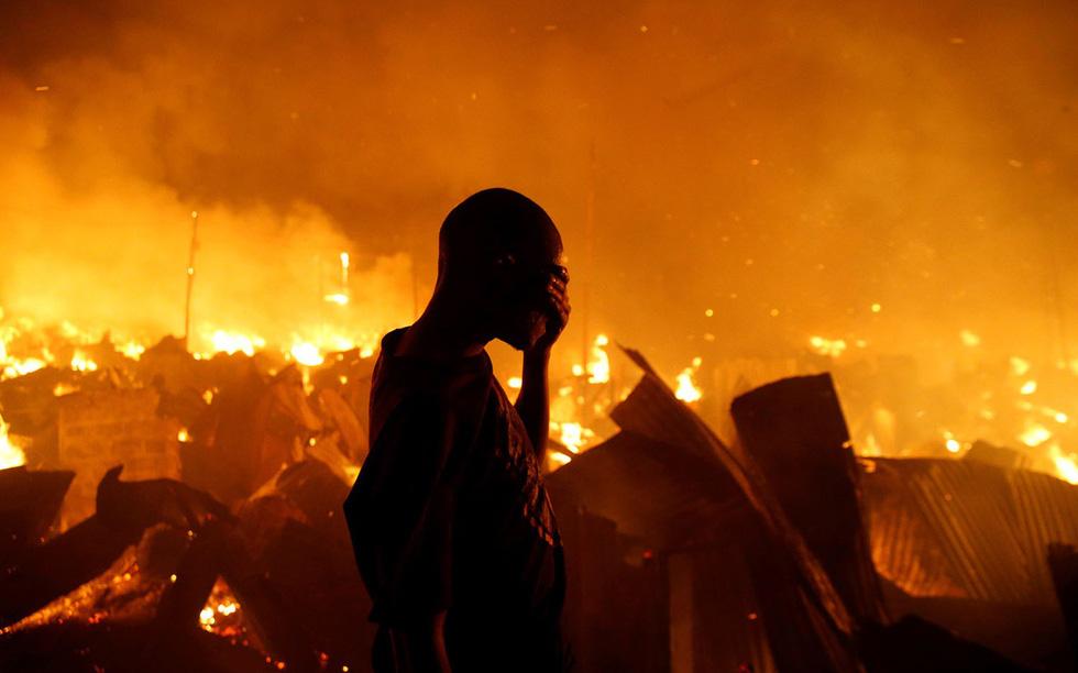 Thế giới trong tuần qua ảnh: Paris ngập trong biển nước - Ảnh 15.