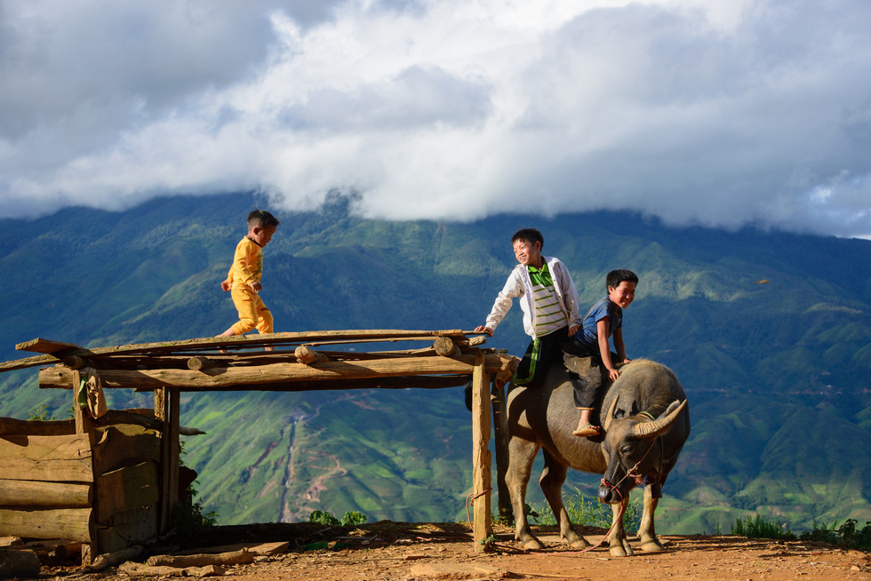 Sài Gòn mây sa đoạt giải nhất ảnh Bản sắc Việt tháng 12 - Ảnh 3.