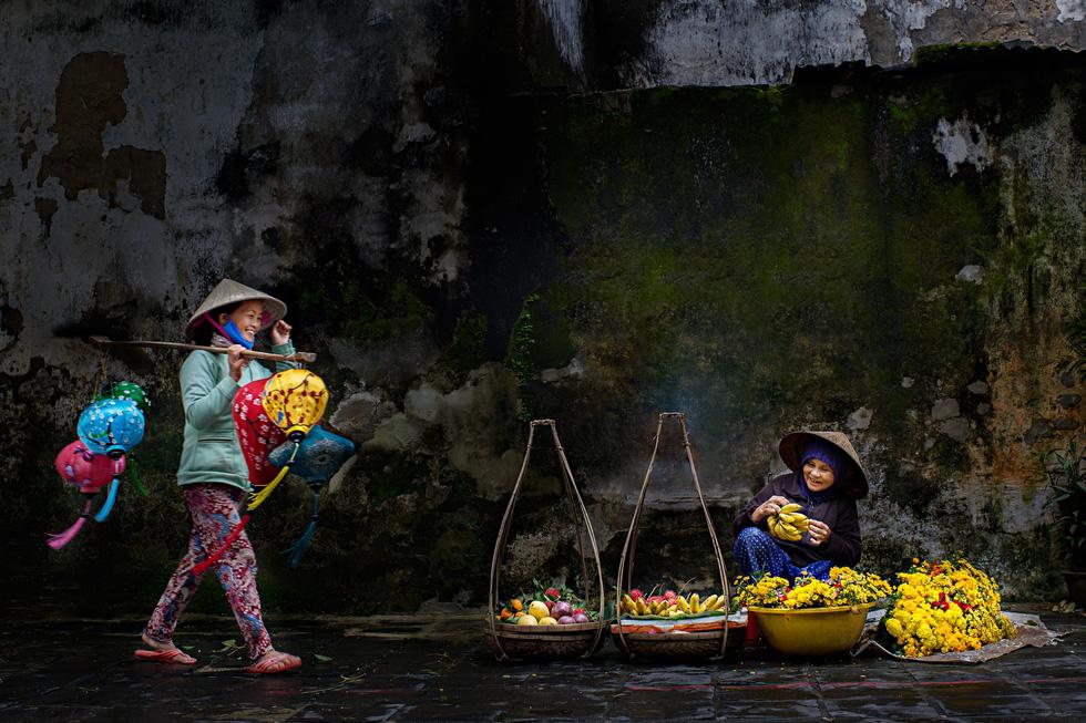 Sài Gòn mây sa đoạt giải nhất ảnh Bản sắc Việt tháng 12 - Ảnh 5.