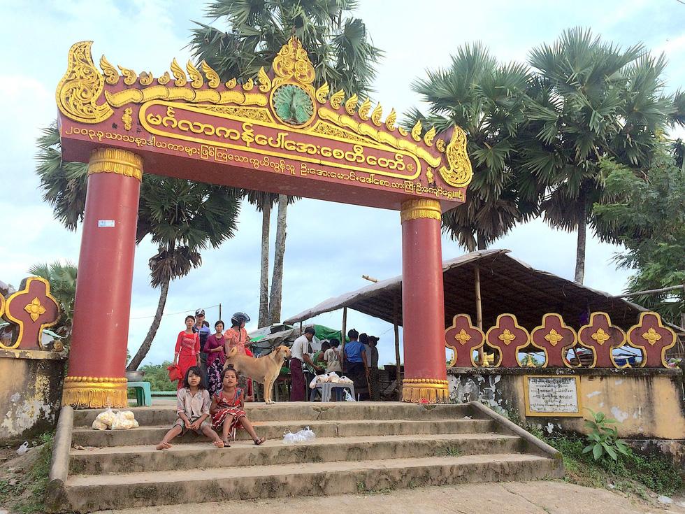 Myanmar dát vàng, Myanmar bình dị - Ảnh 3.