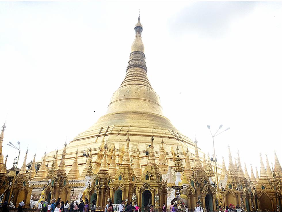 Myanmar dát vàng, Myanmar bình dị - Ảnh 1.