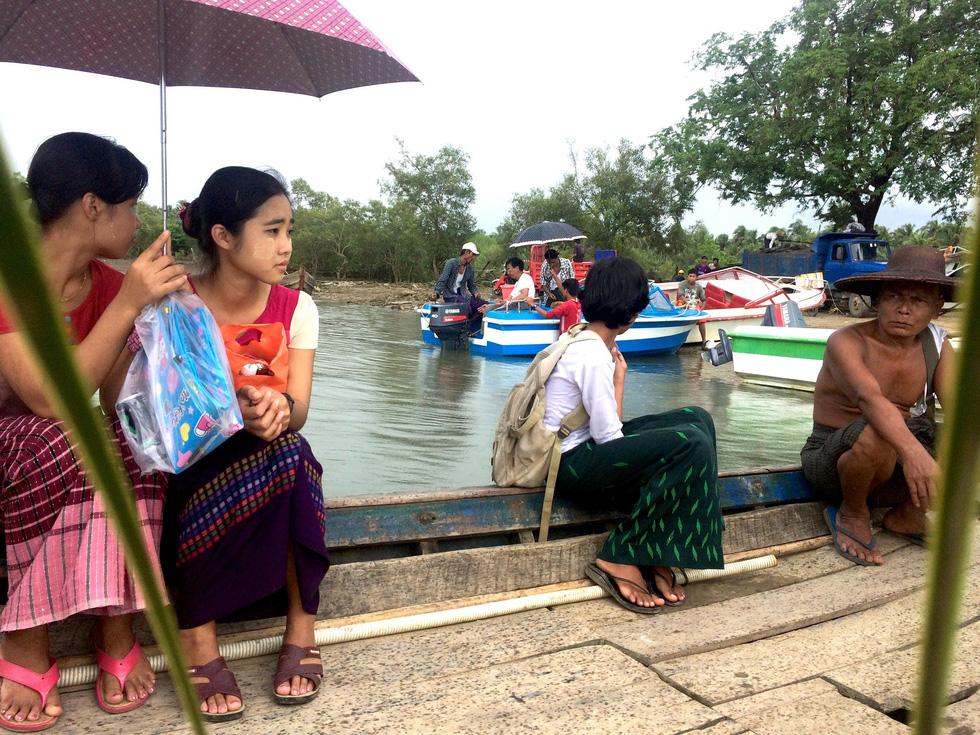 Myanmar dát vàng, Myanmar bình dị - Ảnh 22.