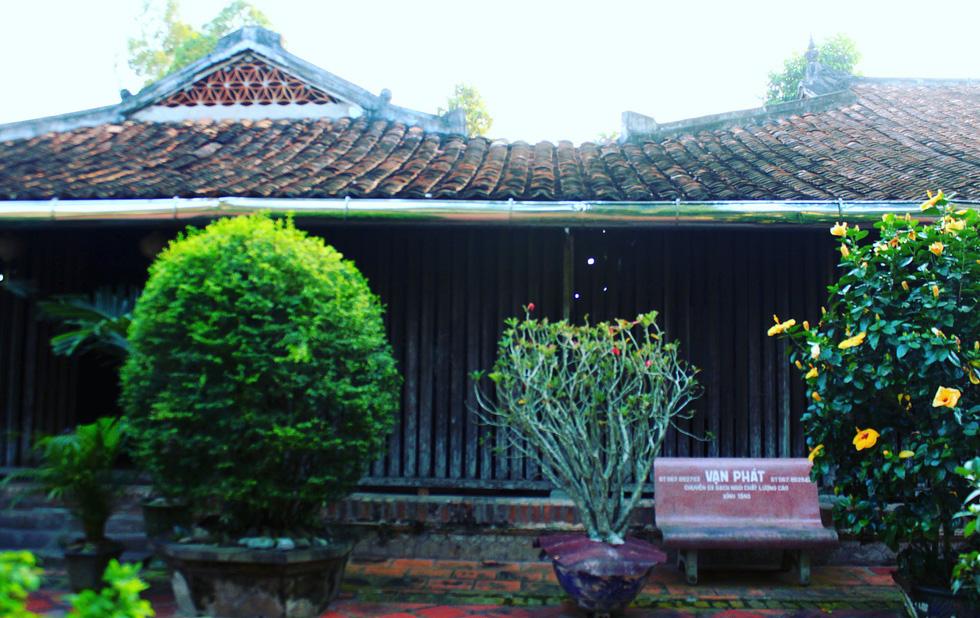 Mùa xuân đi thăm làng cổ Đông Hòa Hiệp - Ảnh 7.