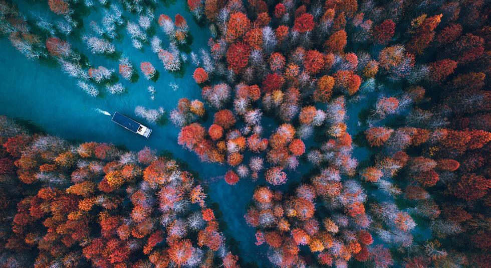 VN có 2 ảnh đoạt giải nhiếp ảnh trên không quốc tế - Ảnh 9.