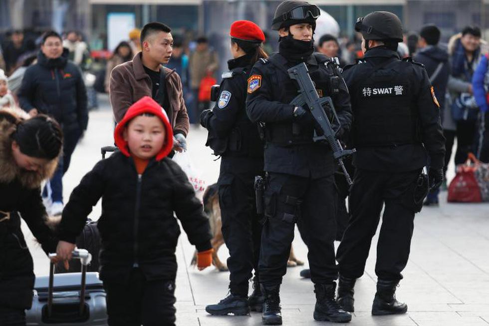 2,98 tỉ lượt dân Trung Quốc ùn ùn về quê ăn Tết - Ảnh 3.