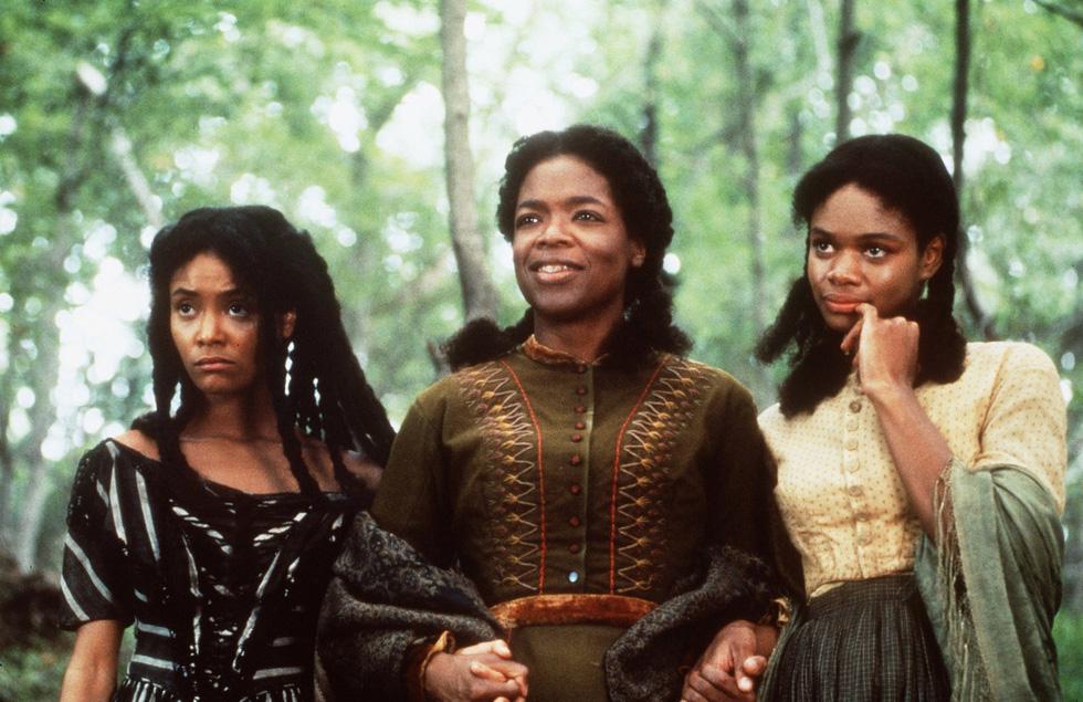 Nữ hoàng Oprah Winfrey và những vai diễn truyền cảm hứng - Ảnh 5.