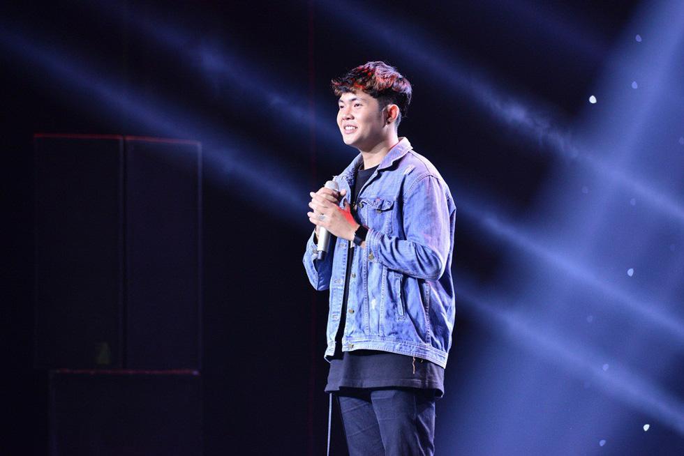 Hoài Nam Andiez - nhạc sĩ của Chi Pu - gây sốt Sing my song - Ảnh 1.