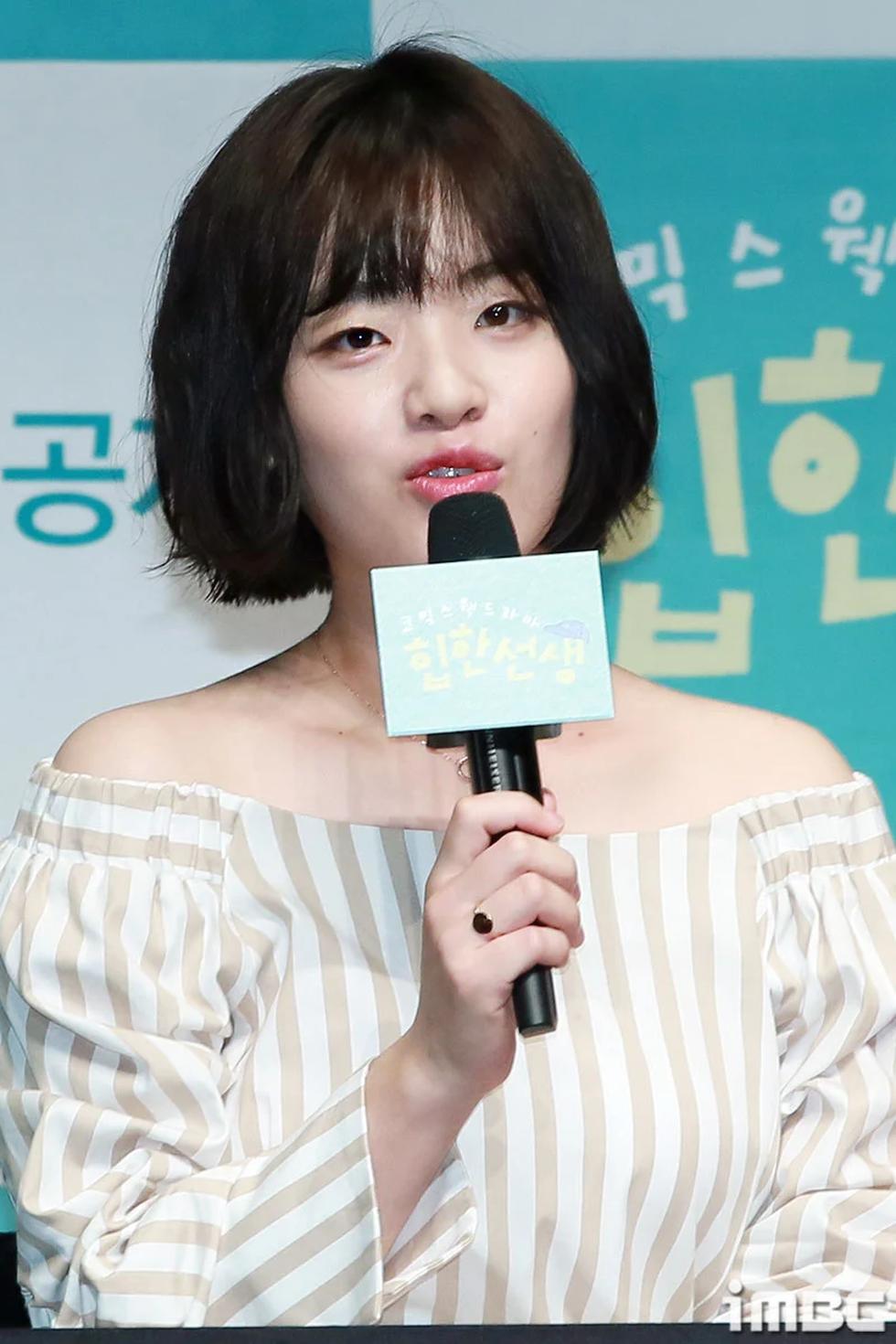Vì nạn nhân bị lạm dụng tình dục, sao Hàn ủng hộ #MeToo - Ảnh 6.