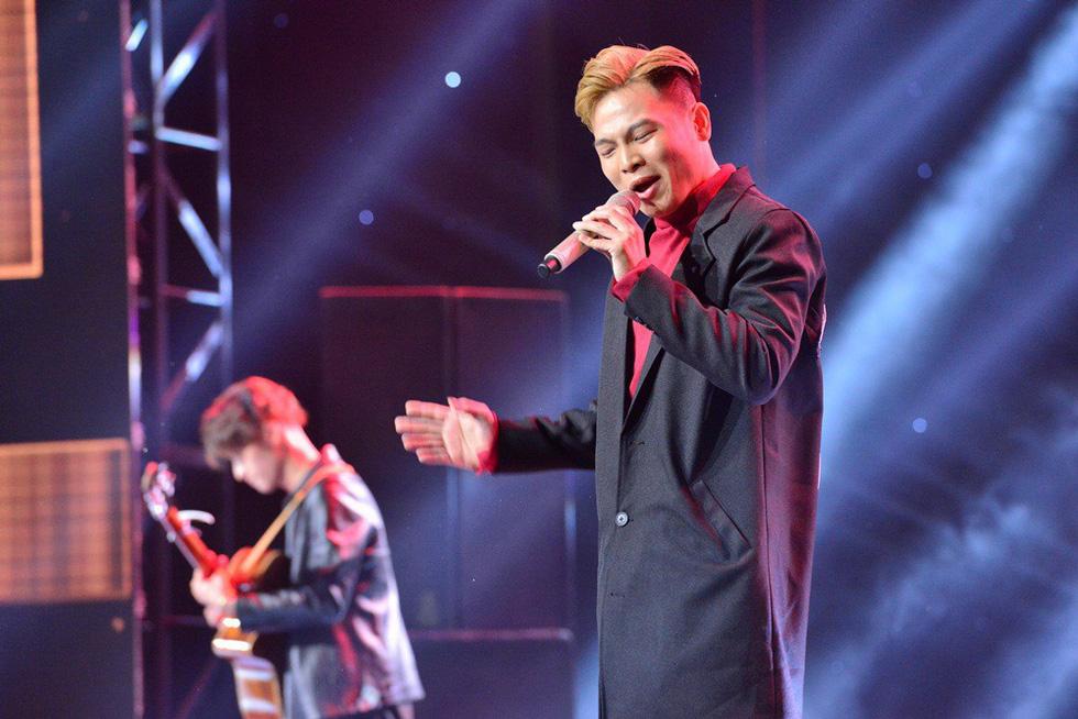 Hoài Nam Andiez - nhạc sĩ của Chi Pu - gây sốt Sing my song - Ảnh 5.