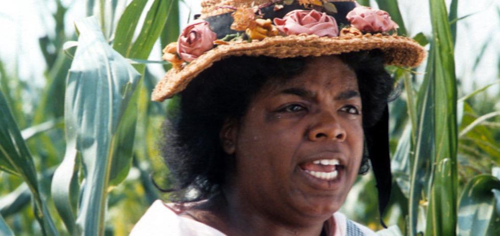 Nữ hoàng Oprah Winfrey và những vai diễn truyền cảm hứng - Ảnh 3.