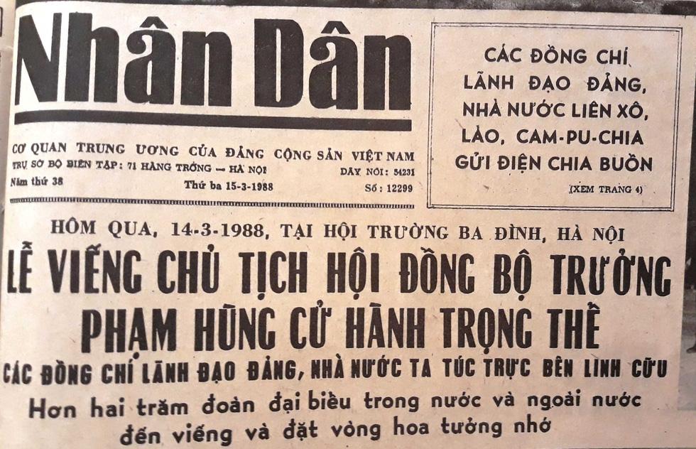 30 năm ngày 14-3: Bài báo đầu tiên về thảm sát Gạc Ma - Ảnh 2.