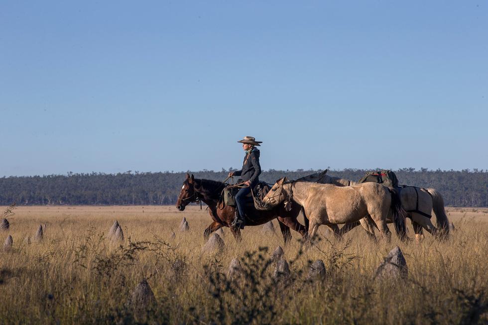 Người phụ nữ chinh phục tuyến đường mòn dài nhất Úc - Ảnh 17.