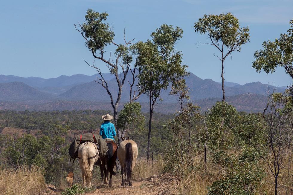 Người phụ nữ chinh phục tuyến đường mòn dài nhất Úc - Ảnh 2.