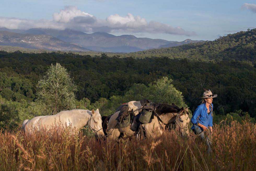 Người phụ nữ chinh phục tuyến đường mòn dài nhất Úc - Ảnh 6.