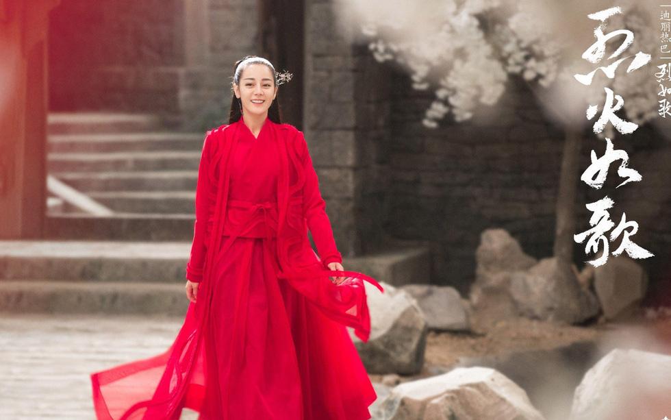 Địch Lê Nhiệt Ba được yêu đơn giản vì xinh đẹp và dễ thương - Ảnh 5.