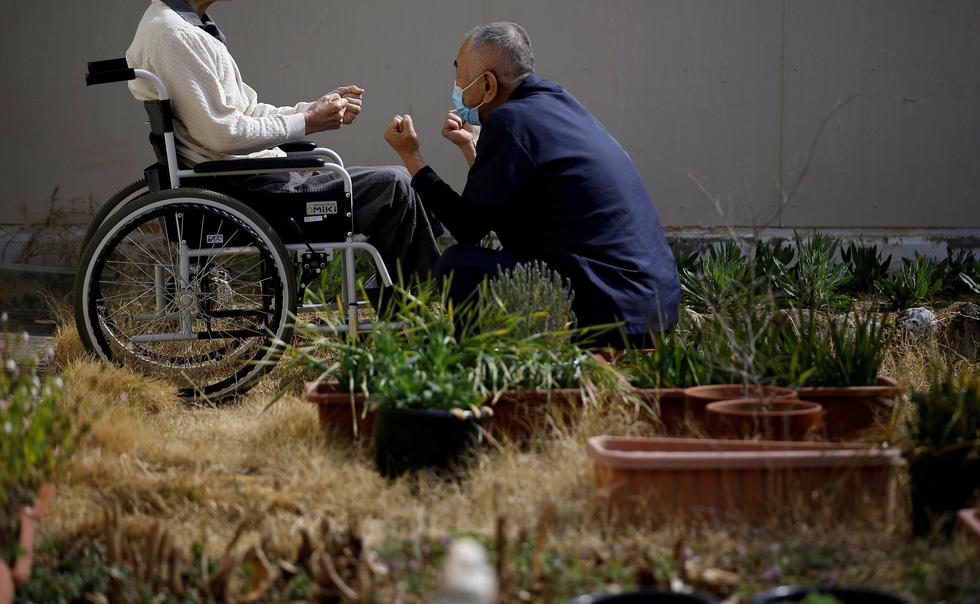 Người già Nhật Bản chọn nhà tù làm nơi an cư - Ảnh 2.