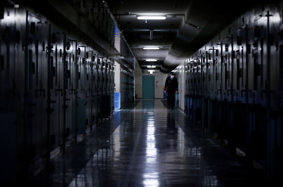 Người già Nhật Bản chọn nhà tù làm nơi an cư - Ảnh 10.
