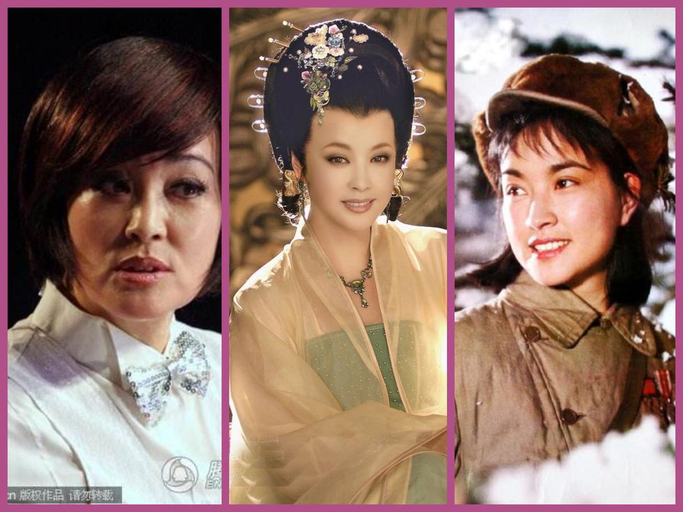 Phan Nghinh Tử, Triệu Vy, Củng Lợi... ngày ấy - bây giờ - Ảnh 3.