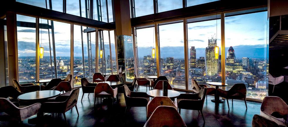 10 nhà hàng view đẹp đến mức khách quên cả ăn - Ảnh 10.