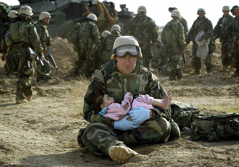 15 năm cuộc chiến Iraq - lời cảnh tỉnh cho nhân loại - Ảnh 3.