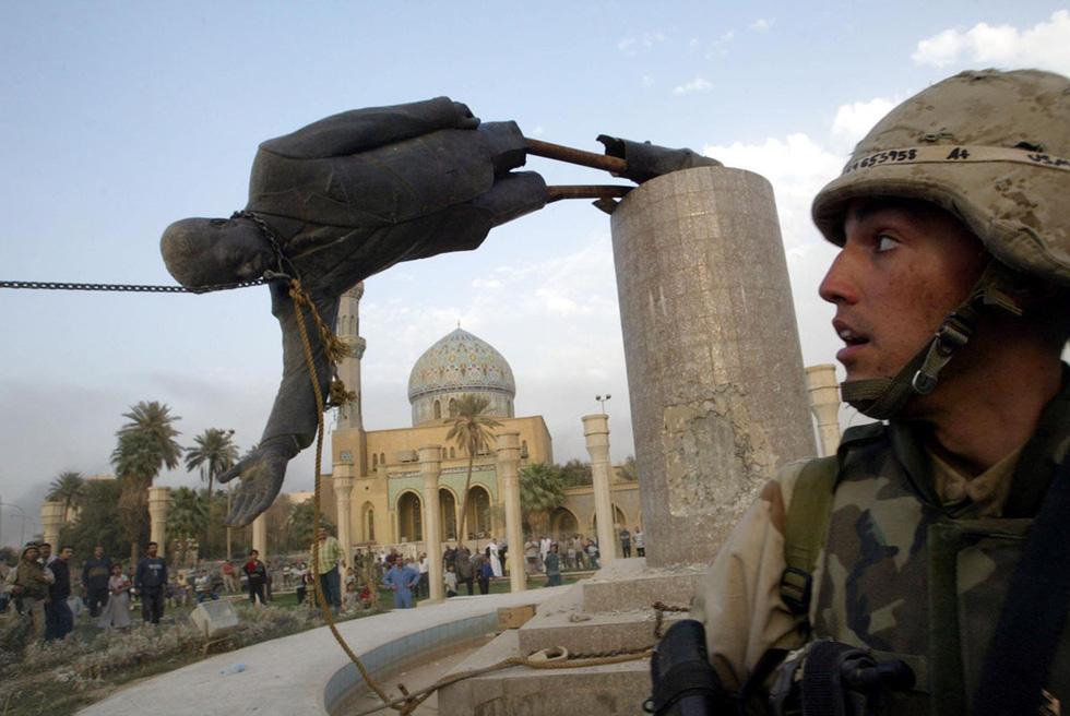 15 năm cuộc chiến Iraq - lời cảnh tỉnh cho nhân loại - Ảnh 4.