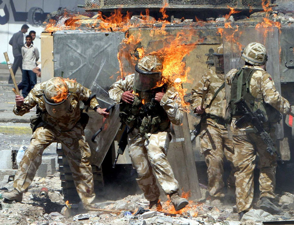 15 năm cuộc chiến Iraq - lời cảnh tỉnh cho nhân loại - Ảnh 8.