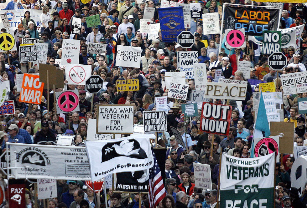 15 năm cuộc chiến Iraq - lời cảnh tỉnh cho nhân loại - Ảnh 11.