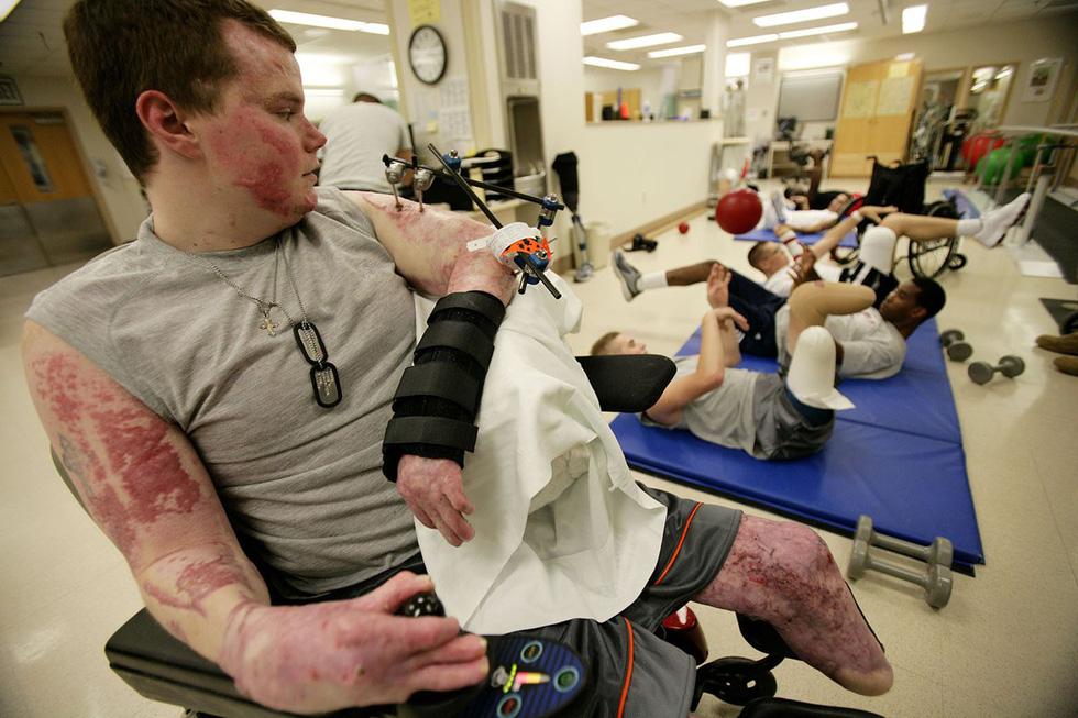 15 năm cuộc chiến Iraq - lời cảnh tỉnh cho nhân loại - Ảnh 10.