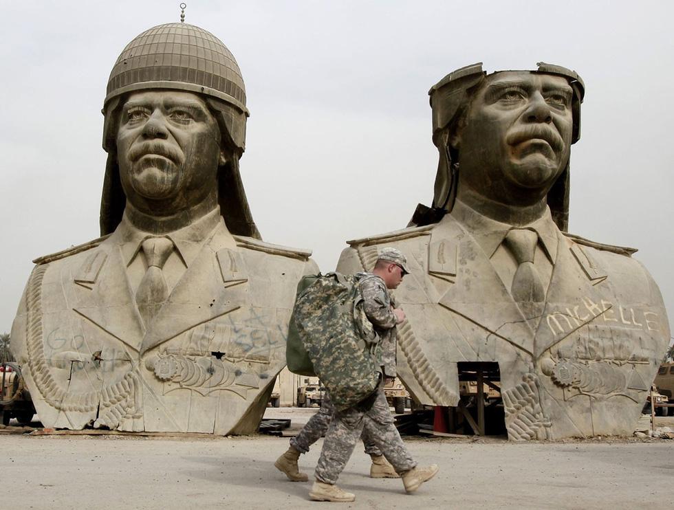 15 năm cuộc chiến Iraq - lời cảnh tỉnh cho nhân loại - Ảnh 20.